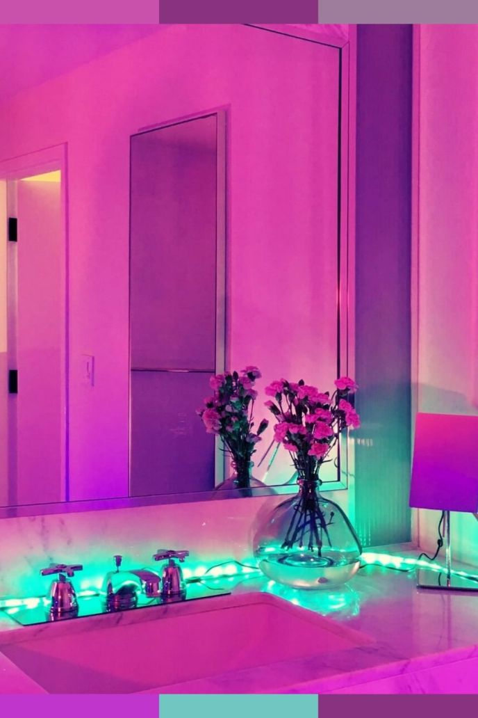 aesthetic room colors