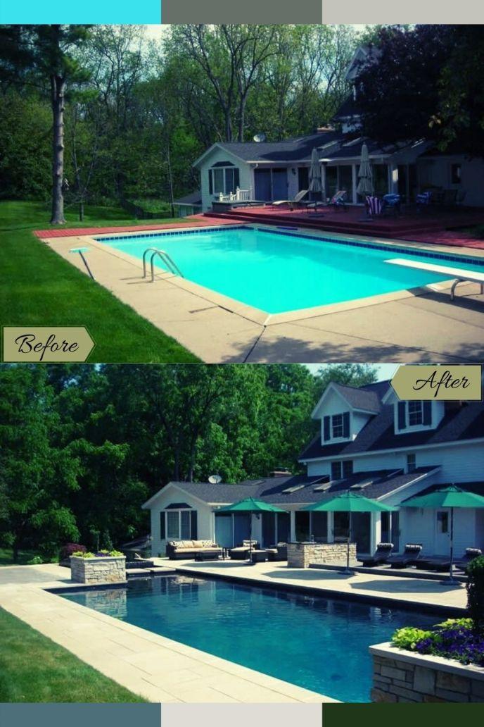 pool renovations ideas