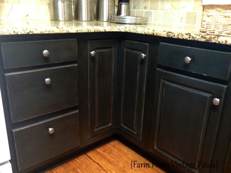 Painting Thermofoil Cabinets The Reveal Farm Fresh