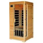 1-2-Person-Hemlock-Infrared-Sauna-w-4-Carbon-Heaters-0