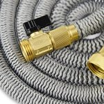 50-Foot-Expanding-Garden-Water-Hose-by-Titan-Premium-Leak-resistant-Solid-Brass-Connectors-Super-Strong-and-Durable-Double-Layer-Latex-Core-Design-Expandable-Flexible-and-Lightweight-For-Home-Use-0-0