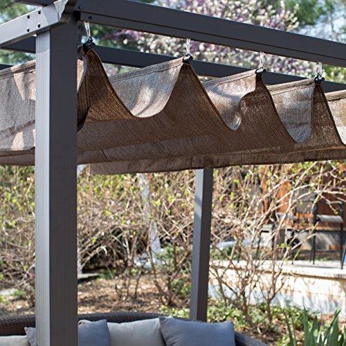 Coolaroo Constantine Pergola Farm Amp Garden Superstore