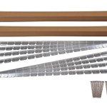 EasyFlex-1856-24C-Commercial-Grade-Aluminum-Paver-Edging-Kit-24-Feet-0