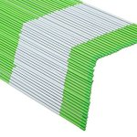 FiberMarkers-51672-Pack-Of-50-Green-Color-Reflective-Snow-Markers-Driveway-Reflective-Markers-0