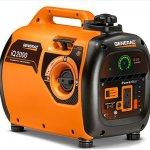 Generac-6866-iQ2000-1600-Running-Watts2000-Starting-Watts-Gas-Powered-Quiet-Portable-Inverter-Generator-CARB-Compliant-0-0