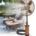 Indoor-Outdoor-Misting-Floor-Standing-Pedestal-18-Fan-Gentle-Misting-Action-Keeps-You-Cool-All-Summer-Long-0
