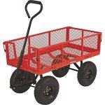 Ironton-Steel-Cart-34inL-x-18inW-400-Lb-Capacity-0