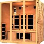 JNH-Lifestyles-Joyous-4-Person-Far-Infrared-Sauna-9-Carbon-Fiber-Heaters-5-Year-Warranty-0-1