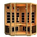 JNH-Lifestyles-Joyous-Corner-Far-Infrared-Sauna-8-Carbon-Fiber-Heaters-5-Year-Warranty-0