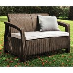 Keter-Corfu-4-Piece-Set-All-Weather-Outdoor-Patio-Garden-Furniture-w-Cushions-Charcoal-0