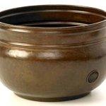 Liberty-Garden-Products-1901-Rustic-Garden-Hose-Pot-Rustic-0
