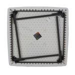 Lifetime-22315-Folding-Square-Card-Table-37-Inch-Top-White-Granite-0-0