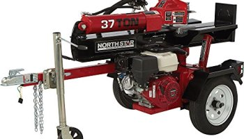 NorthStar Horizontal/Vertical Log Splitter – 24-Ton, 160cc