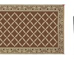 Reversible-Mats-119127-BrownBeige-9×12-RV-Patio-Mat-0