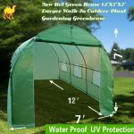STRONG-CAMEL-New-Hot-Green-House-12X7X7-Larger-Walk-In-Outdoor-Plant-Gardening-Greenhouse-0