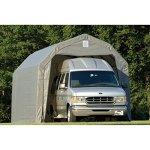 ShelterLogic-12-x-20-x-11-ft-Homestead-Barn-Garage-0