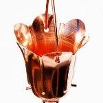 Stanwood-Rain-Chain-Tulip-Flower-Blossom-Copper-Rain-Chain-8-Feet-0-0