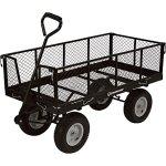 Strongway-Jumbo-Wagon-48inL-x-24inW-1400-Lb-Capacity-0