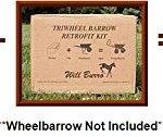 Tri-Will-Burrow-Retrofit-Kit-Wheelbarrow-NOT-INCLUDED-0-0