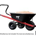 Tri-Will-Burrow-Retrofit-Kit-Wheelbarrow-NOT-INCLUDED-0