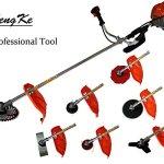 FengKe-7-in-1-52cc-Pole-Brush-Cutter-Trimmer-Line-Whipper-Snipper-Tree-Pruner-Multi-Garden-0