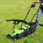 Goplus-14-Inch-12-Amp-Lawn-Mower-wGrass-Bag-Folding-Handle-Electric-Push-Lawn-Corded-Mower-0-2