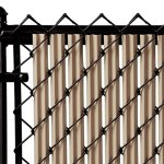 5ft-Beige-Ridged-Slats-for-Chain-Link-Fence-0
