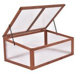 AK-Energy-Garden-Portable-Wooden-Mini-Green-House-Cold-Frame-Raised-Plants-Bed-Protection-Adjust-Hinge-0-2