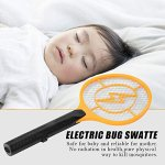 Acogedor-Electric-Fly-Swatter-Fly-KillerInsects-KillerBug-ZapperMosquito-Zapper-against-FliesBugsBees-and-Other-PestPowered-By-2-x-AA-batteries-0-2