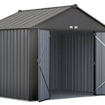Arrow-EZEE-Shed-Extra-High-Gable-Steel-Storage-Shed-0-0