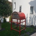 Authentic-Pizza-Ovens-Maximus-Red-Handmade-Wood-Fire-Oven-0-0