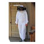 Bee-Champions-BEE-CH-BEE-SUIT-M-3Pk-Cotton-Full-Beekeeping-Suit-3-pack-Medium-0-0