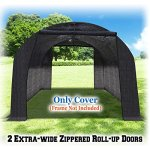 BenefitUSA-80-Sunblock-Shade-Cloth-Replacement-Cover-Canopy-For-Greenhouse-Walk-In-Outdoor-Plant-Gardening-Greenhouse-Plant-House-FRAME-not-Include-0-1