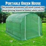 BenefitUSA-Large-Green-House-Walk-In-Garden-Greenhouse-Outdoor-Canopy-Gazebo-Plant-House-0-0