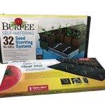 Burpee-91001C-32-Cell-Seed-Starting-Kit-Heat-Mat-10-x-20-0