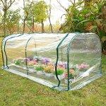 COMLZD-7x3x3-Greenhouse-Mini-Portable-Gardening-Flower-Plants-Yard-Hot-House-Tunnel-0
