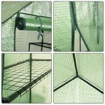 COSTWAY-Portable-Greenhouse-8-Shelves-Mini-Walk-in-Outdoor-Green-House-4-Tier-PE-Cover-for-Garden-Patio-Backyard-Only-by-eight24hours-Organic-Natural-Silk-Cocoons-0-1