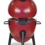 Char-Griller-E6714-Akorn-JR-Kamado-Kooker-Charcoal-Grill-0-1