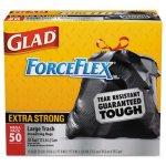 Drawstring-Outdoor-Trash-Bags-ForceFlex-30-x-32-Black-50Box-0