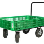 Farm-Tuff-30-Inch-by-46-Inch-Crate-Wagon-with-4-Inch-by-10-Inch-Tires-Green-or-Grey-0