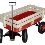 GHP-Kids-All-Terrain-Outdoor-Wagon-Pulling-w-Wood-Railing-Air-Tires-35l-X-17w-X-20h-0-0