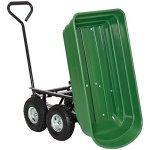 Garden-Wagon-Cart-Heavy-duty-Polycarbonate-Steel-Frame-650-lbs-Max-0-2