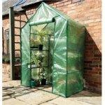 Gardman-7620-Compact-Walk-In-Greenhouse-with-Shelving-29-Long-x-56-Wide-x-77-High-0