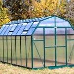 Grandio-Elite-8×16-Greenhouse-Kit-10mm-Twin-Wall-Polycarbonate-0