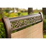 Hanover-Manor-Aluminum-7-Piece-Rectangular-Patio-Dining-Set-with-Umbrella-and-Stand-0-2