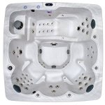 Home-and-Garden-Spas-LPIHG-90-HG-90-Spa-90-Jet-Hot-Tub-92x92x37-Sterling-0