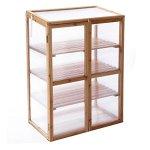 Leisure-Season-Mini-Greenhouse-Solid-Wood-Decay-Resistant-0-1
