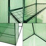 MascarelloPortable-Mini-8-Shelves-Walk-In-Greenhouse-Outdoor-4-Tier-Green-House-New-0-2