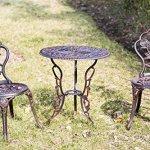 Merax-3-Piece-Cast-Aluminum-Patio-Furniture-Outdoor-Bistro-Set-Red-Copper-0-0