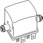 New-Voltage-Regulator-894835M1-Fits-MF-135-148-155-0